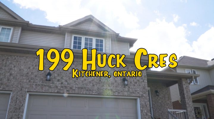 SOLD – Huck Cres, Kitchener (90s Sitcom Theme)
