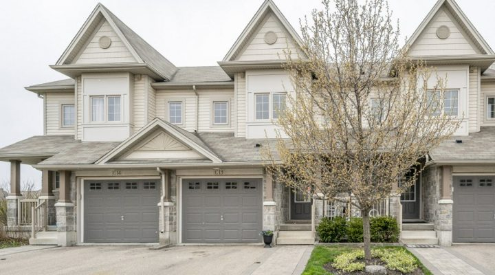 SOLD – C13 6 Upper Mercer, Kitchener, On